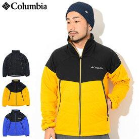 コロンビア Columbia ジャケット メンズ クレスト トゥ クリーク(columbia Crest To Creek JKT 中綿 JAKET JACKET アウター ジャンパー・ブルゾン アウトドア Colombia Colonbia Colunbia PM3791)