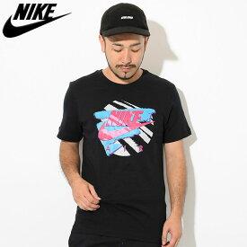 ナイキ NIKE Tシャツ 半袖 メンズ EXP 2(nike EXP 2 S/S Tee ティーシャツ T-SHIRTS カットソー トップス メンズ 男性用 BV7508)[M便 1/1] ice filed icefield