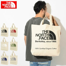 ザ ノースフェイス THE NORTH FACE トートバッグ 19FW TNF オーガニック コットン(the north face 19FW TNF Organic Cotton Tote Bag メンズ レディース ユニセックス 男女兼用 NM81908 ザ・ノース・フェイス THE・NORTHFACE)