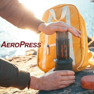 AEOPRESS GO エアロプレス ゴー コーヒーミル コーヒーメーカー コーヒー豆 珈琲 エスプレッソ アウトドア オフィス 登山 コーヒー抽出器
