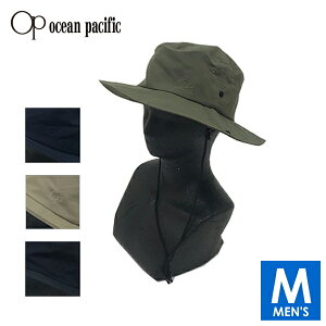 OP(OCEAN PACIFIC) オーシャンパシフィック メンズ サーフハット(サンシェード付き) 519901 帽子 マリンハット 水着 紫外線防止 海水浴 水泳 夏用 UVカット 日焼け防止 旅行 プール スイミング サー