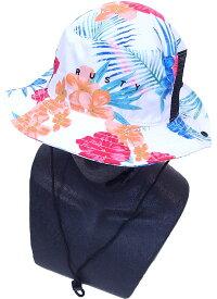 Rusty ラスティー レディース サーフハット ホワイト 939909 フリーサイズ 帽子 マリンハット 紫外線防止 熱中症対策 UVカット UV対策 日焼け防止 海水浴 旅行 海外旅行 川遊び 水遊び かわいい お散歩 ウォーキング