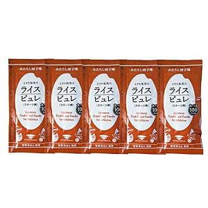 ライスピュレ (スポーツ用)みたらし団子味 5袋セット 【トレイルランニング トレラン ランニング 行動食 補給食 健康食 おいしい マラソン】