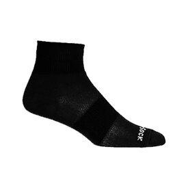 WRIGHTSOCK(ライトソック) COOLMESH- Quarter メンズ・レディース ミドル丈ランニングソックス 【トレイルランニング ジョギング 靴下 トレラン】