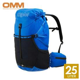 OMM オリジナルマウンテンマラソン Classic 25 メンズ・レディース ザック・バックパック・リュック(25L) 【トレイルランニング/トレラン/ジョギング/アウトドア/自転車】 of040bl