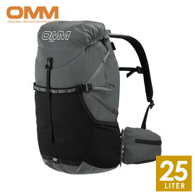 OMM オリジナルマウンテンマラソン Classic 25 メンズ・レディース ザック・バックパック・リュック(25L) 【トレイルランニング/トレラン/ジョギング/アウトドア/自転車】 of040gry
