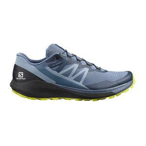 SALOMON(サロモン) SENSE RIDE 4 メンズ トレイルランニング シューズ 【トレイルランニング 靴 ジョギング アウトドア 登山 ウォーキング ハイキング 男性 女性】