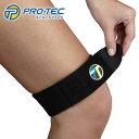 PROTEC プロテック IT-BAND COMPRESSION BAND 腸脛靭帯サポーター 長距離での筋肉のサポート トレイルランニング 1500