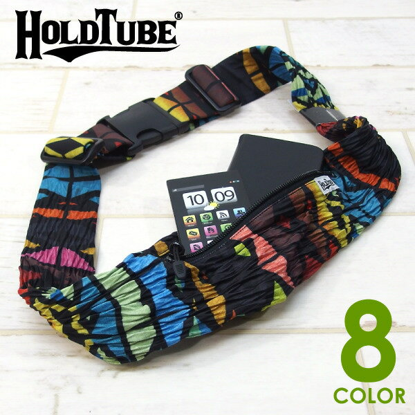 HOLDTUBE WRINKLE(ホールドチューブ リンクル) ショルダーバッグ HOLD TUBE