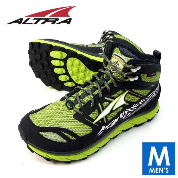 【ALTRA/アルトラ】ローンピーク3.0 ネオシェル ミッドカット メンズ トレイルランニングシューズ LONE PEAK 3.0 NEOSHELL MID A1653MID