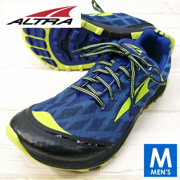 【ALTRA/アルトラ】スペリオール2.0-M メンズ トレイルランニングシューズ SUPERIOR 2.0 M A16522