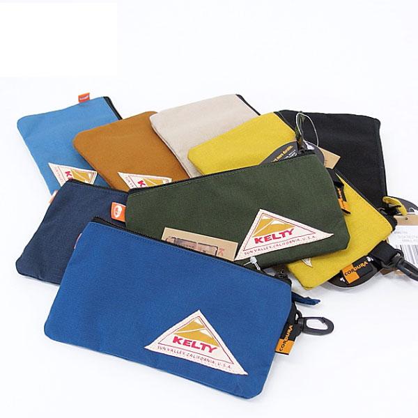KELTY ケルティ ディック レクタングル スモールポーチ アウトドアにも最適なポーチ・小物入れ トレイルランニング 2592159