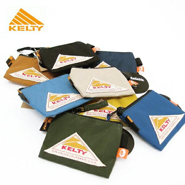 KELTY ケルティ ディック レクタングル ミニポーチ アウトドアにも最適な小物や小銭入れ トレイルランニング 2592160