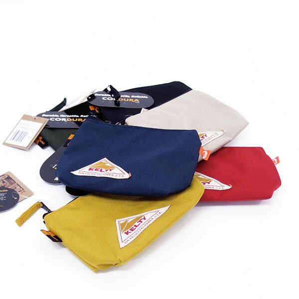 KELTY ケルティ ディック ハンディポーチ アウトドアにも最適なポーチ・小物入れ トレイルランニング 2592162