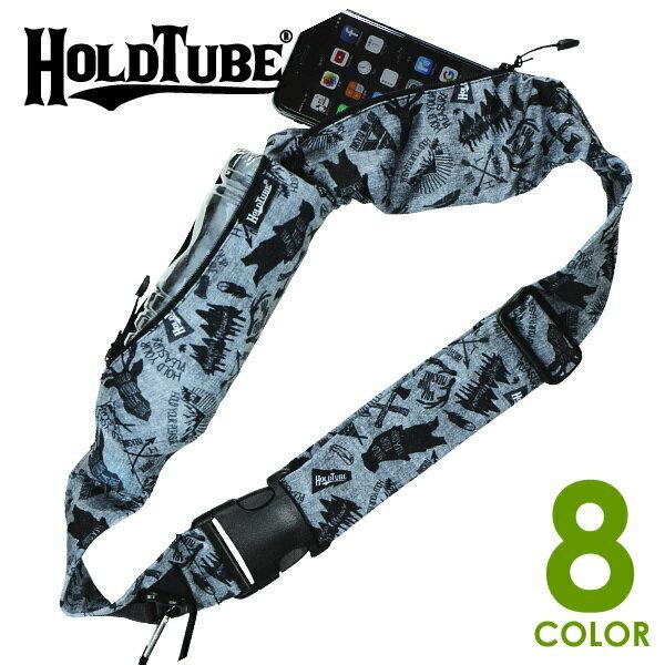 HOLDTUBE WIDE 2(ホールドチューブ ワイド2) ショルダーバッグ/タスキ掛け ランニング/野外フェス/音楽フェス HOLD TUBE スノーボード/海外旅行