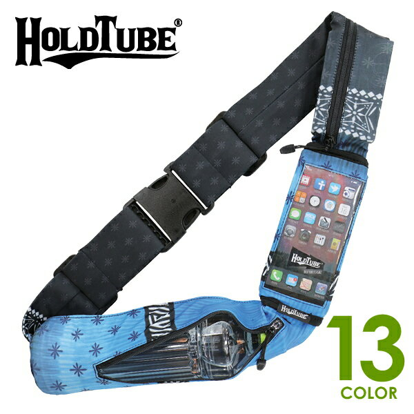 HOLDTUBE TOUCH 2(ホールドチューブ タッチ2) ショルダーバッグ/スマホケース/タスキ掛け ランニング/野外フェス/音楽フェス HOLD TUBE スノーボード/海外旅行