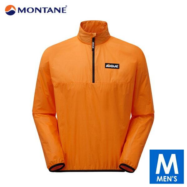 【MONTANE/モンテイン】ハーフジップ ウインドジャケット フェザーライトスモックリミテッドエディション メンズ トレイルランニング