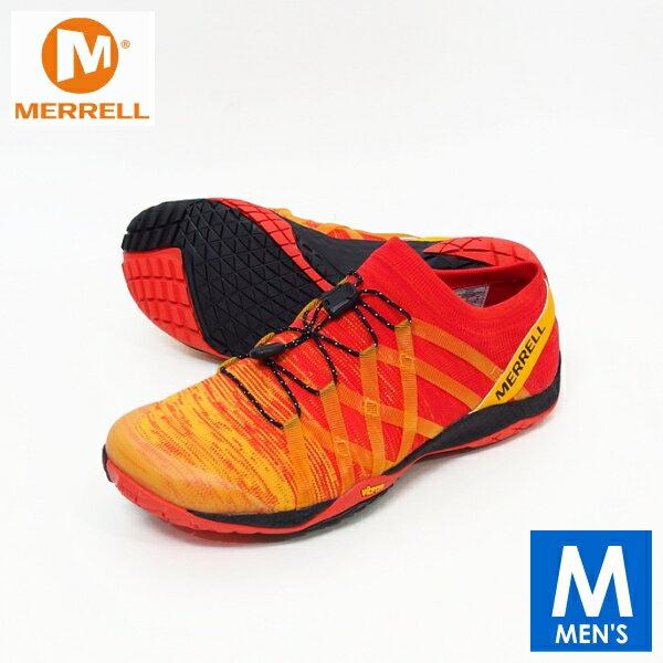 メレル MERRELL TRAIL GLOVE 4 KNIT メンズ トレイルランニング シューズ 12581 【トレイルランニングシューズ/トレイルラン/トレラン/靴】