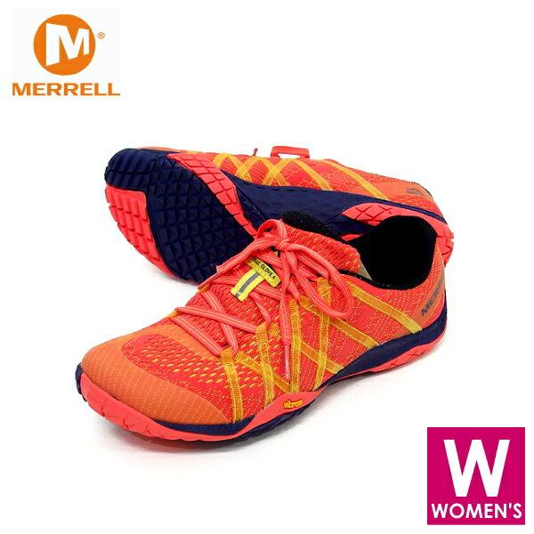 メレル MERRELL TRAIL GLOVE 4 E-MESH レディース トレイルランニング シューズ 12664 【トレイルランニングシューズ/トレイルラン/トレラン/靴】