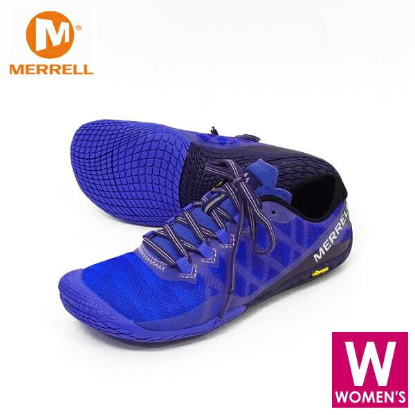 メレル MERRELL VAPOR GLOVE 3 レディース トレイルランニング シューズ 12676 【トレイルランニングシューズ/トレイルラン/トレラン/靴】