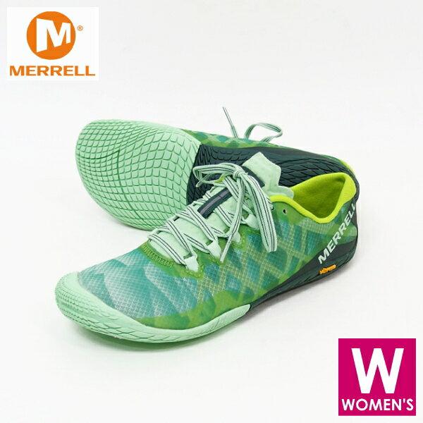 メレル MERRELL VAPOR GLOVE 3 レディース トレイルランニング シューズ 12678 【トレイルランニングシューズ/トレイルラン/トレラン/靴】