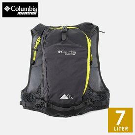 Columbia・Montrail コロンビア・モントレイル Caldorado 7L Running Pack カルドラド 7Lランニングパック メンズ・レディース ザック・バックパック・リュック(7L) UU0049011 トレイルランニング