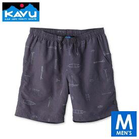 KAVU(カブー) リバーショーツ メンズ ハーフパンツ トレイルランニング