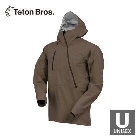 ティートンブロス メンズ・レディース ハーフジップ フーディージャケット トレイルランニング・ウェア Teton Bros Breath Jacket TB18160052 【トレイルラン/トレラン/ランニング/マラソン/トレッキング/ウェア】