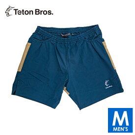 ティートンブロス メンズ ショートパンツ トレイルランニング・ウェア Teton Bros ScramBling Short TB19161020 【トレイルラン/トレラン/ランニング/マラソン/トレッキング/ウェア】