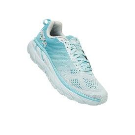 HOKA one one(ホカ オネオネ) レディース ロード ランニングシューズ CLIFTON 6 WIDE 1102877 【ランニング/ジョギング/マラソン/トレーニング/フィットネスジム/靴】 #sale #sale-hoka