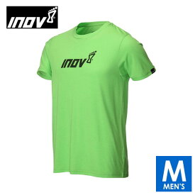 INOV8 イノヴェイト AT/C TRI BLEND SS M メンズ 半袖シャツ IVC1760M 【トレイルランニング/トレラン/イノベイト/男性/Tシャツ/ドライシャツ】 IVC1760M