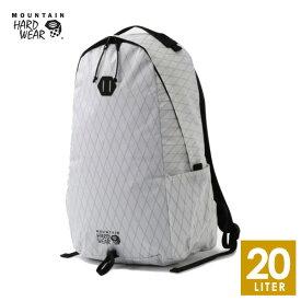 【マウンテンハードウェア】After Six Day Pack 20 アフターシックスデイパック 20 メンズ・レディース ザック・バックパック・リュック(20L) OE8782WH 【トレイルランニング/トレラン/バッグ】 MOUNTAIN HARD WEAR