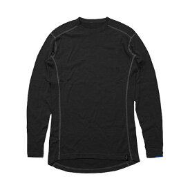 ティートンブロス メンズ 長袖ベースレイヤー トレイルランニング・ウェア Teton Bros MOB Wool L/S (Men) TB19368030 【トレイルラン/トレラン/ランニング/マラソン/トレッキング/ウェア】