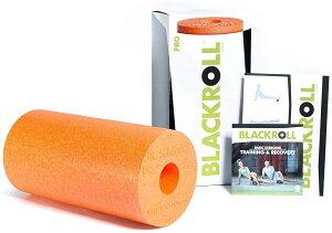 送料無料 ブラックロール ストレッチポール ヨガポール PRO オレンジ 276g 30cm×15cm(日本正規品 1年保証)