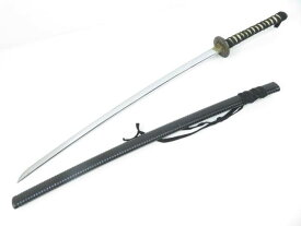 【・趣味】 黒刀 模造刀【アンティーク】【中古】【道】 宗sou