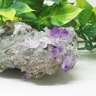 【天然石】ベラクルスアメシスト原石374gメキシコ産