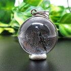 【天然石】ギベオンペンダントトップ約18ミリ×16ミリ