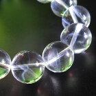 【天然石】エンジェルラダー14ミリ☆天使のはしご☆希少な大珠☆水晶