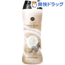 レノアオードリュクスアロマジュエル 香り付け専用剤 イノセントビジュの香り(520mL)【レノアハピネス アロマジュエル】