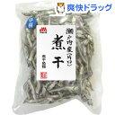 マルトモ 瀬戸内産煮干(200g)