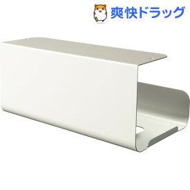 UCHIFIT キッチンボックスハンガー ホワイト UFS4WH(1コ)【ウチフィット】