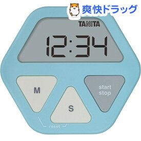 タニタ キッチンタイマー ブルー TD-410-BL(1コ入)【タニタ(TANITA)】