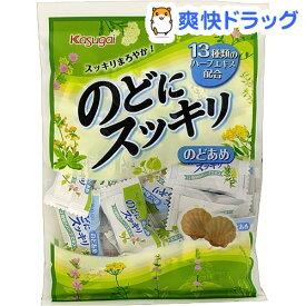 春日井製菓 のどにスッキリ(125g)