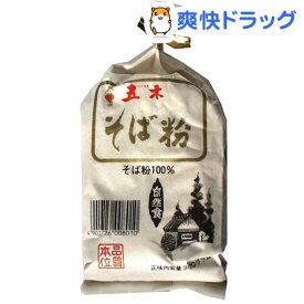 五木 そば粉(300g)