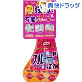 フルーツ洗剤 ネオポポラ ポポラクリーン(400ml)【フルーツ洗剤ネオポポラ】
