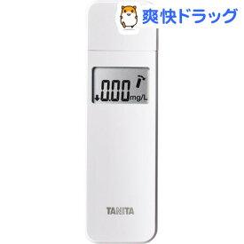 タニタ アルコールチェッカー ホワイト EA-100-WH(1台)【タニタ(TANITA)】