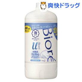 ビオレu ザ ボディ The Body 泡タイプ ピュアリーサボンの香り つめかえ用(800ml)【ビオレU(ビオレユー)】