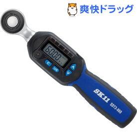 SK11 デジタルトルクレンチ 専用ハードケース付き SDT3-060(1コ入)【SK11】