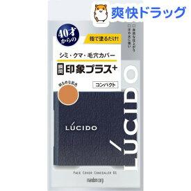 ルシード フェイスカバーコンパクト 01 明るめな肌色(4g)【ルシード(LUCIDO)】
