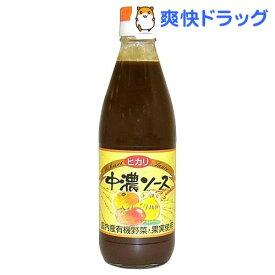 光食品 中濃ソース(360ml)